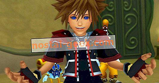 Kingdom Hearts II: Jede Laufwerksform, Rangliste (und wie man sie erhält)