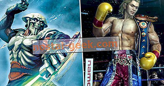 鉄拳:シリーズで最もクールな8人と最も過酷な7人のキャラクター