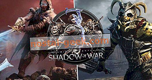 Shadow Of War: Die 8 besten Gegenstände und Upgrades im Spiel (und die 7 SCHLECHTESTEN !!)