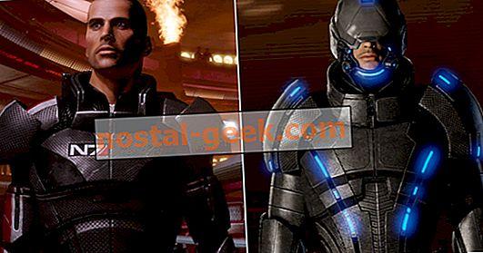 Mass Effect 2: i 5 migliori outfit (e i 5 peggiori)