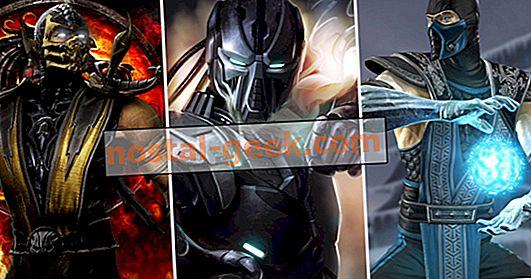 Varje Mortal Kombat Ninja, rankad