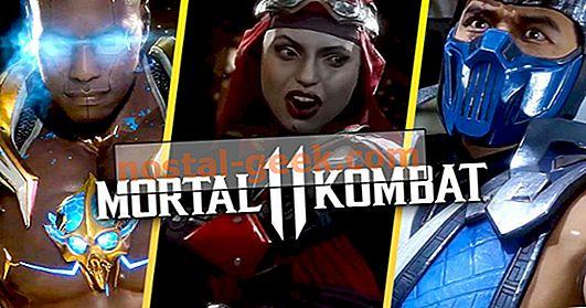 Classificato: Mortal Kombat 11 Roster