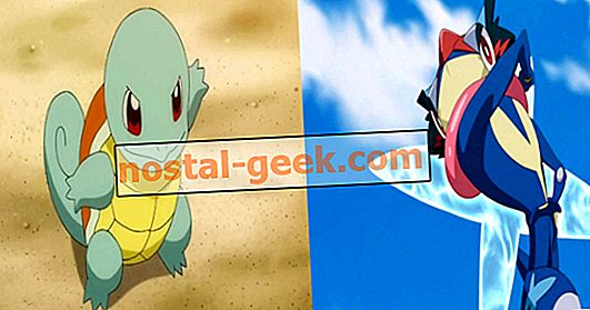 Pokémon: 10 types d'eau se déplacent plus fort que le Canon hydraulique, classé
