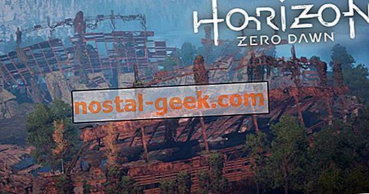15 fantastiche aree di Horizon Zero Dawn che non conoscevi
