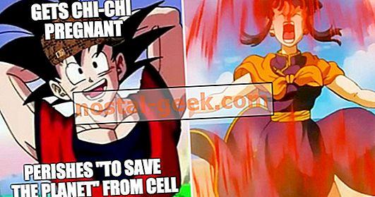 Dragon Ball: 20 seltsame Geheimnisse über Chi-Chi und Gokus Beziehung, die wir nicht kannten
