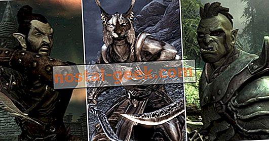 The Elder Scrolls: Quelle race Skyrim êtes-vous basée sur votre type de zodiaque