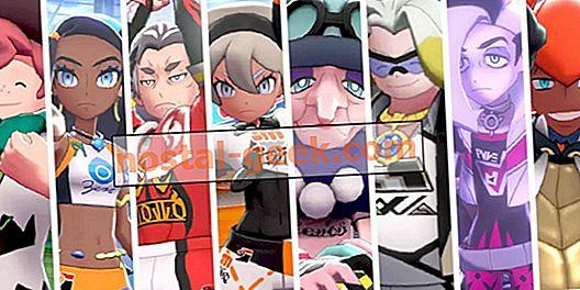 Pokémon: Jeder Turnhallenleiter in der Galar-Region, Rangliste
