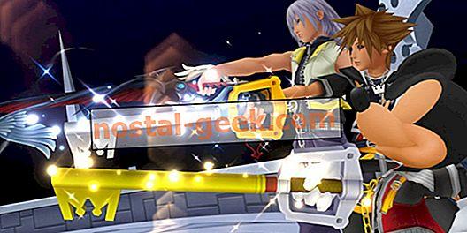 Kingdom Hearts: i 10 più potenti saldatori Keyblade, classificati
