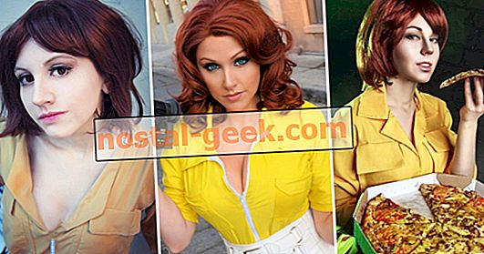 Teenage Mutant Ninja Turtles: 20 fantastische Cosplays von April O'Neil