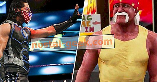 23 Dinge, die nur Superfans in WWE 2K19 können