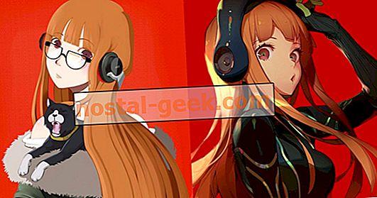 Persona 5: 10 Werke von Futaba Fan Art, die wir lieben