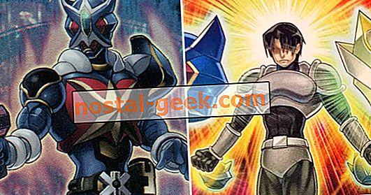 Yu-Gi-Oh !: 10 carte HERO mascherate più potenti, classificate