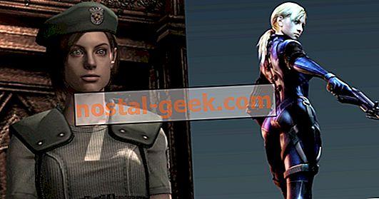 Resident Evil: 10 Hal yang Tidak Pernah Anda Ketahui Tentang Jill Valentine
