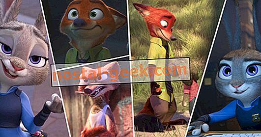 Disney: 25 seltsame Fehler in Zootopia Nur echte Fans bemerkt
