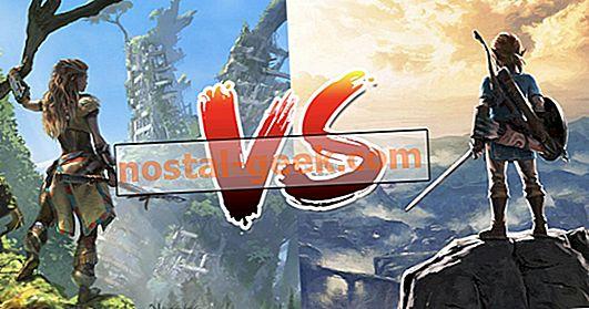 10 Ways Horizon: Zero Dawn SMASHES Zelda: Breath Of The Wild (Dan 10 Ways Tidak!)
