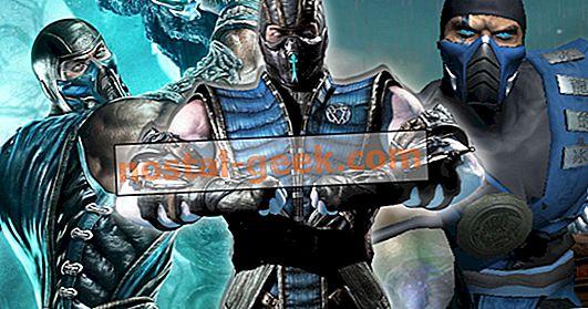Mortal Kombat: 23 Hal Aneh Tentang Penggemar Anatomi Sub-Nol Lupa