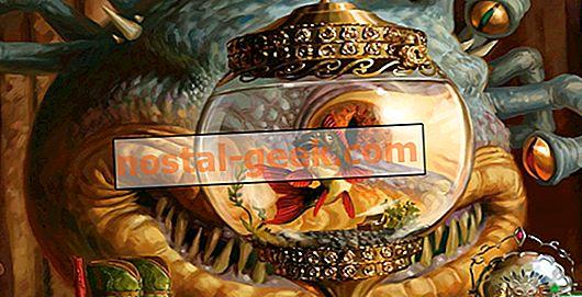 10 objets magiques originaux du guide de Xanathar sur tout (extension D&D)