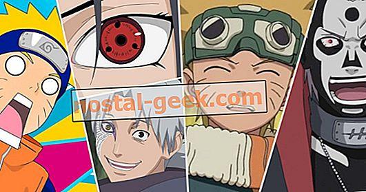 25 ridicoli errori a Naruto sono stati notati solo i veri fan