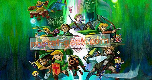 Die 10 besten Zelda-Spiele