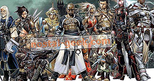 고급 플레이어를위한 D & D의 성공적인 캐릭터 구축 10 가지