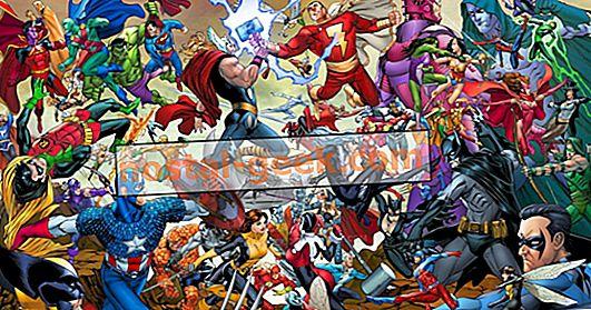 만화책을 기반으로 한 최고의 비디오 게임 10 가지