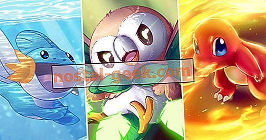 Rangliste der Starter-Pokémon vom schlechtesten zum besten