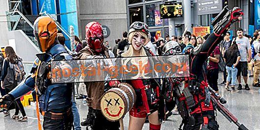 I 10 migliori cosplay di videogiochi da SDCC 2019