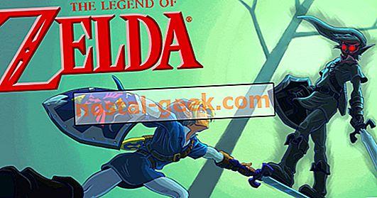 15 choses que Dark Link peut faire que le héros du temps ne peut pas