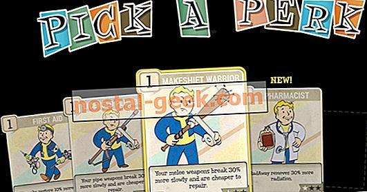 Fallout 76: Le guide ultime des cartes Perk