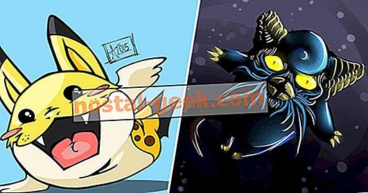 25 lustige Pokémon-Fusionen, die keinen Sinn ergeben