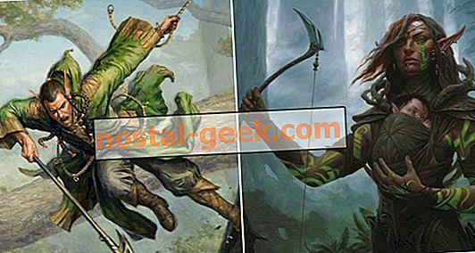 Magic: The Gathering - 10 cartes les plus fortes pour un deck de commandant tribal elfe