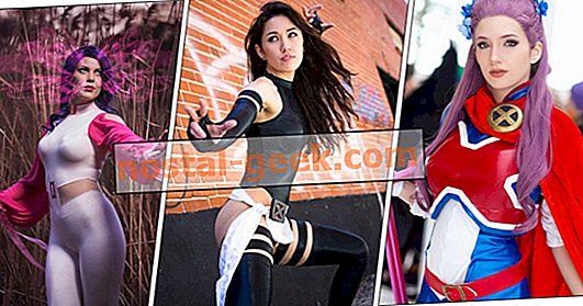 X-Men: 10 Psylocke-Cosplays, die genau wie die Comics aussehen