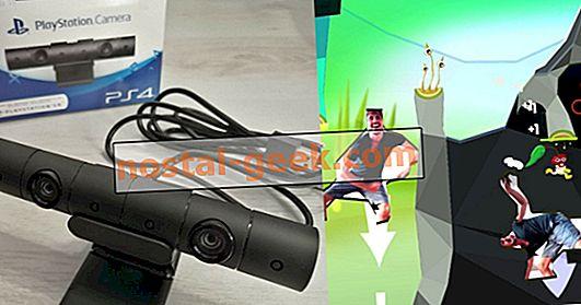 실제로 PS4 카메라를 활용하는 10 가지 최고의 게임