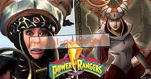 Power Rangers: 18 seltsame Dinge, die Sie über Rita Repulsa nicht wussten