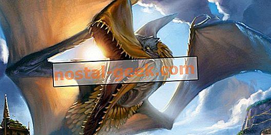Magic The Gathering: 10 faits que vous ne saviez pas sur l'ancien dinosaure