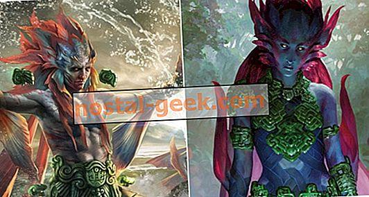 Top 10 der stärksten Karten für ein Merfolk Tribal Commander Deck