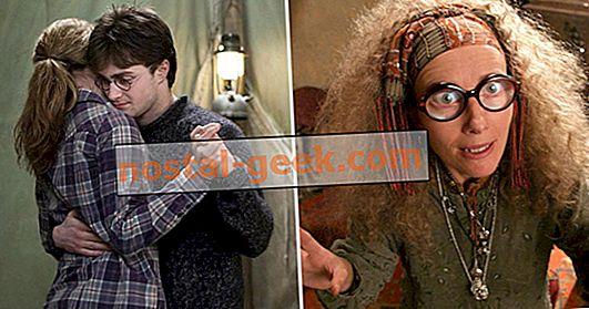 20 raisons pour lesquelles la chronologie de Harry Potter n'a aucun sens