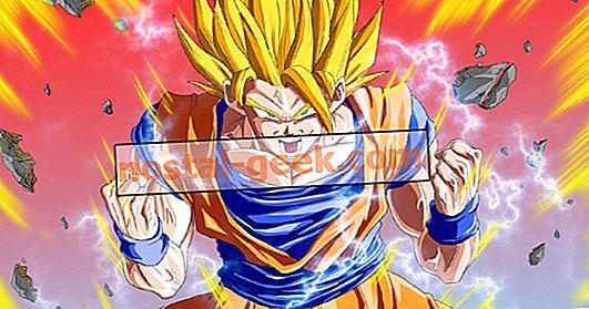 드래곤 볼 (Dragon Ball) : Goku의 모든 기술이 최악에서 최고로 평가되었습니다.