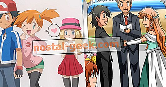 Pokémon: 25 Komik Ash And Misty Yang Ekstra Manis