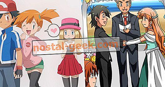 Pokémon: 25 Komik Ash And Misty Yang Ekstra Manis