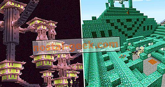 마인 크래프트 : 모든 Rarest 블록 및 위치