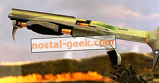 Destiny 2: Top 10 des armes légendaires, classées
