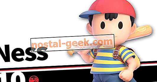 Super Smash Bros.Ultimate: 5 raisons de jouer à Ness (et 5 pas)