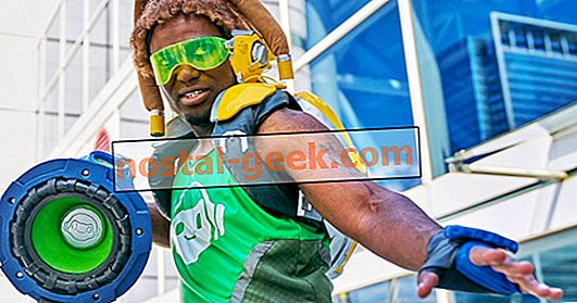 오버 워치 : 10 Lucio Cosplay That Break It Break