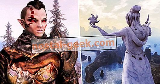 SkyrimからArenaへ:すべてのElder Scrollsゲームのファイルサイズ