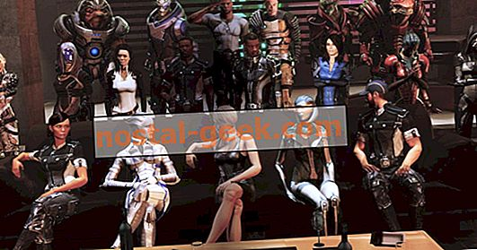 Mass Effect: 10 Potongan Indah Hubungan Fan Art
