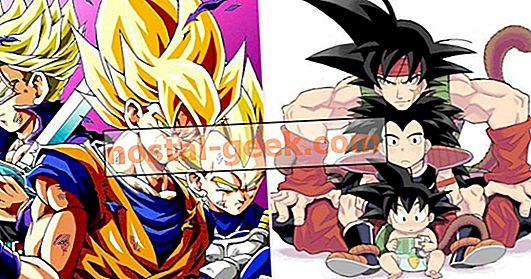 25 Rincian Gila Tentang Anatomi Saiyan Di Dragon Ball Z
