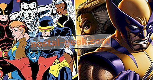 Marvel: Semua Game X-Men, Berperingkat Resmi