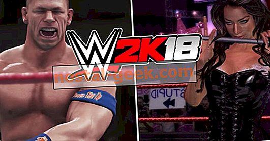 21 cose fantastiche che non sapevi su WWE 2K18