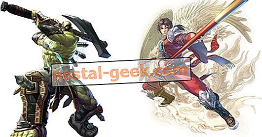 I 10 migliori personaggi del franchising Soulcalibur, classificati